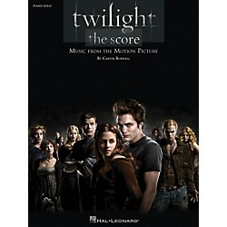 Hal Leonard Twilight Music From The Motion Picture Score For Piano Solo (313440)