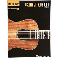 Hal Leonard Ukulele Method Book 1 with CD (695832)