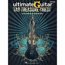 Hal Leonard Ultimate Guitar Tab Treasure Chest (691172)