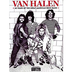 Hal Leonard Van Halen: 40 Years Of The Great American Rock Band (124614)