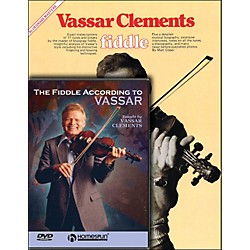 Hal Leonard Vassar Clements Fiddle Mega Pack (642129)