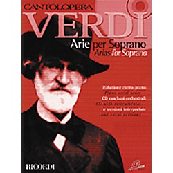 Hal Leonard Verdi Arias for Soprano (50484017)