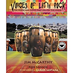 Hal Leonard Voices of Latin Rock Book (331224)
