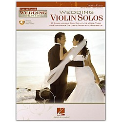 Hal Leonard Wedding Violin Solos - Wedding Essentials Series (Book/CD) (842456)
