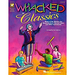 Hal Leonard Whacked on Classics for Boomwhackers Book (9970419)