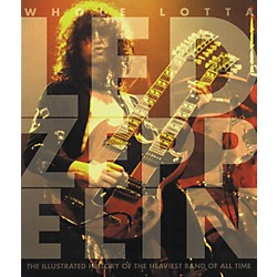 Hal Leonard Whole Lotta Led Zeppelin Deluxe Book (333102)
