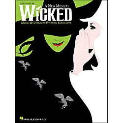 Hal Leonard Wicked For Easy Guitar Tab (702253)