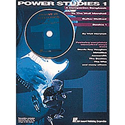 Hal Leonard Wolf Marshall Power Studies One Book/CD (697258)