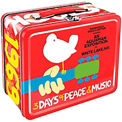 Hal Leonard Woodstock Lunch Box (117709)