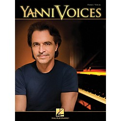 Hal Leonard Yanni - Voices Vocal Piano Songbook (307083)