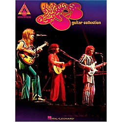 Hal Leonard Yes Guitar Collection Guitar Tab Songbook (122303)