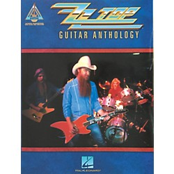 Hal Leonard ZZ Top Anthology Guitar Tab Songbook (690589)