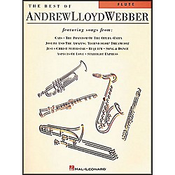 Hal Leonard the Best Of Andrew Lloyd Webber For Flute (849939)