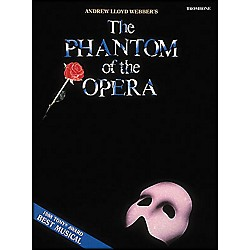 Hal Leonard the Phantom Of The Opera For Trombone (850205)