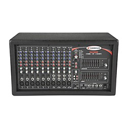 Harbinger HA1000 Powered Mixer (HA1000)