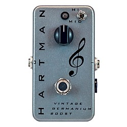 Hartman Electronics Vintage Germanium Boost Guitar Effects Pedal (USED004000 Vintage German)