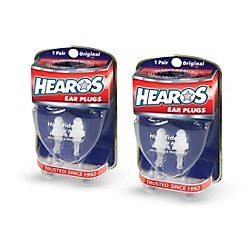 Hearos High Fidelity Ear Plugs Kit (211SET-KIT)
