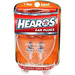 Hearos High Fidelity-Series Long-Term Earplugs (1 Pair) (311)