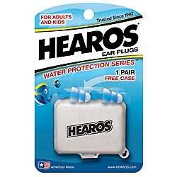 Hearos Water Protection Ear Plugs (1001)