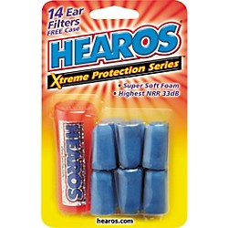 Hearos Xtreme Ear Plugs 7-Pairs (2826)