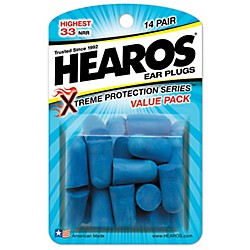 Hearos Xtreme Protection Series Ear Plugs (14 Pair) (2427)
