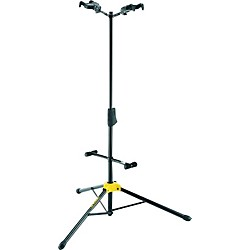 Hercules Stands GS422B Duo Stand Guitar Stand (GS422B)
