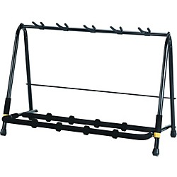 Hercules Stands GS525B Five-Instrument Guitar Rack (GS525B)
