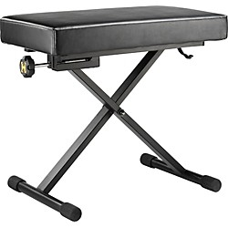 Hercules Stands Keyboard Bench (KB200B)