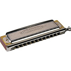 Hohner 270 Super Chromonica Tenor Chromatic Harmonica (270BX-CT)