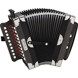 Hohner 3002B Ariette Folk/Cajun Accordion (3002B)