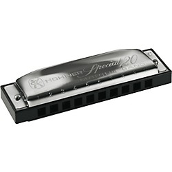 Hohner 560 Special 20 Harmonica (560BX-BF)