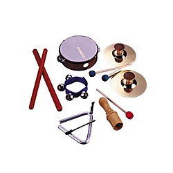 Hohner 6-Piece Rhythm Instrument Set (HRM 6)