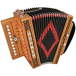 Hohner Cajun IV Accordion (CAJUN IV)
