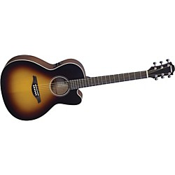Hohner Essential Roots EP1-SOOCE Cutaway Acoustic-Electric Guitar (ER1-SOOCESB)