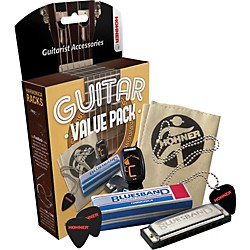 Hohner Guitar Value Pack (GVP)