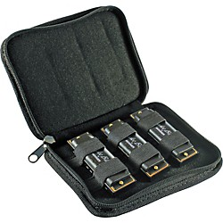 Hohner Hoodoo Blues Harmonica 3-Pack with Case (HBP)