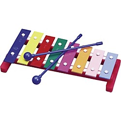 Hohner Kids Colorful Glokenspiel with Mallets (SGC2)