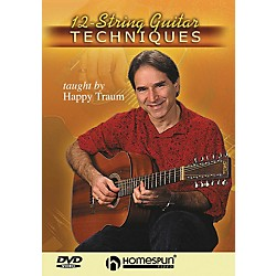 Homespun 12-String Guitar Techniques (DVD) (641850)