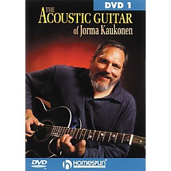 Homespun Acoustic Guitar Jorma Kaukonen 1 (DVD) (641751)