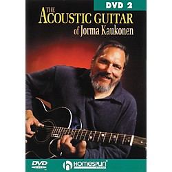Homespun Acoustic Guitar Jorma Kaukonen 2 (DVD) (641752)