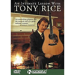 Homespun An Intimate Lesson with Tony Rice (DVD) (641772)