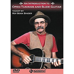 Homespun An Introduction to Open Tunings and Slide Guitar (DVD) (641540)