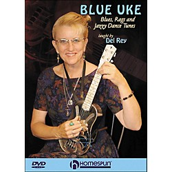 Homespun Blue Uke: Blues, Rags And Jazzy Dance Tunes (DVD) (642035)