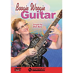 Homespun Boogie Woogie Guitar (DVD) (641895)