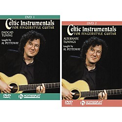Homespun Celtic Instrumentals for Fingerstyle Guitar (2-DVD Set) (641742)