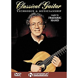 Homespun Classical Guitar (DVD) (641644)
