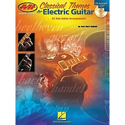 Homespun Classical Themes for Electric Guitar Guitar Tab Book with CD (695806)