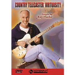 Homespun Country Telecaster Virtuosity (DVD) (641823)