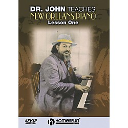 Homespun DR. John Teaches New Orleans Piano DVD 1 (641839)