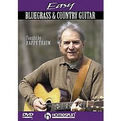 Homespun Easy Bluegrass and Country Guitar (DVD) (641677)